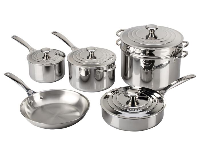 Steel pan set